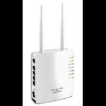 Draytek AP810-K wireless access point 300 Mbit/s White Power over Ethernet (PoE)