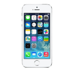 Apple iPhone 5s Single SIM 4G 16GB Silver