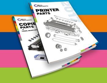Publication MicroSpareparts Copier Parts
