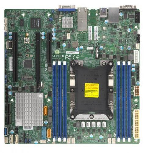 Supermicro X11SPM-TF Micro ATX server/workstation motherboard