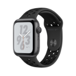 Apple Watch Nike+ Series 4 smartwatch Grau OLED GPS