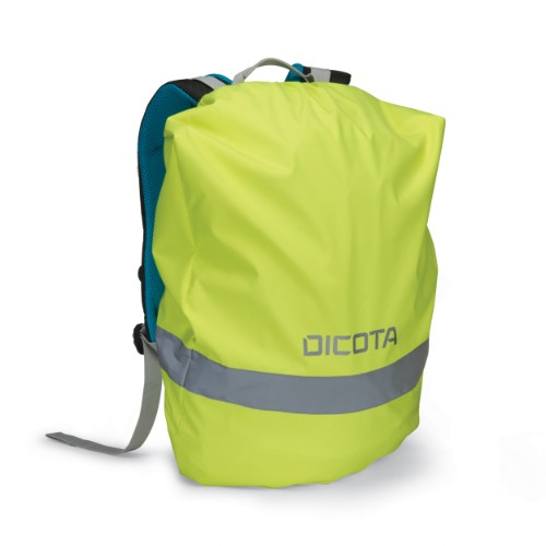 Dicota D31106 backpack cover Lime Oxford,Polyester 30 L