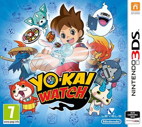 Nintendo YO-KAI WATCH, 3DS