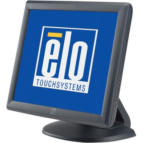 "Elo Touch Solution 1715L touch screen monitor 43.2 cm (17"") 1280 x 1024 pixels Grey Single-touch Multi-user"