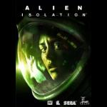 Feral Alien: Isolation, Mac Basic Mac English video game