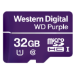 Western Digital Purple memoria flash 32 GB MicroSDHC Clase 10