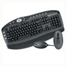 Fellowes Microban Cordless Keyboard & Mouse
