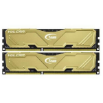 Team Group Vulcan 8 GB, DDR3, 1600MHz 8GB DDR3 1600MHz memory module