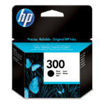 HP 300 Black Ink Cartridge Original Negro