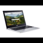 Acer Chromebook 311 CB311-11H - (MediaTek MT8183, 4GB, 32GB eMMC, 11.6 inch HD Display, Google Chrome OS, Silver)