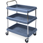 FSMISC 3 TIER DEEP LEDGE TROLLEY BLK 322452451