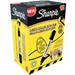 Sharpie King Size Black 12pc(s) permanent marker