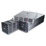 Hewlett Packard Enterprise IBRIX X9320 7.2TB 300GB 10K SFF Enterprise Storage Block Starter Kit