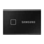 Samsung T7 Touch 500 GB Black