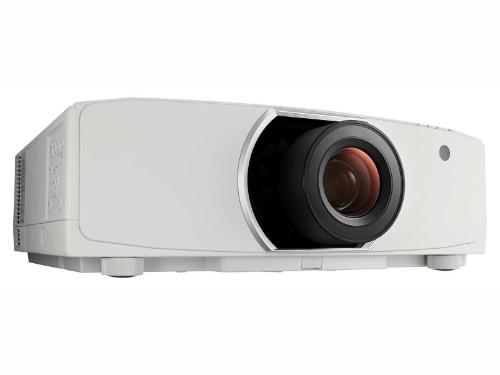 NEC PA703W data projector 7000 ANSI lumens 3LCD WXGA (1280x800) 3D Desktop projector White