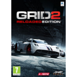 Feral GRID 2 Reloaded Edition, Mac Mac English video game