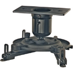Peerless PJF2-UNV ceiling Black project mount