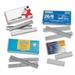 Rapesco EH20FE Cartridge Black,Silver stationery/office tape