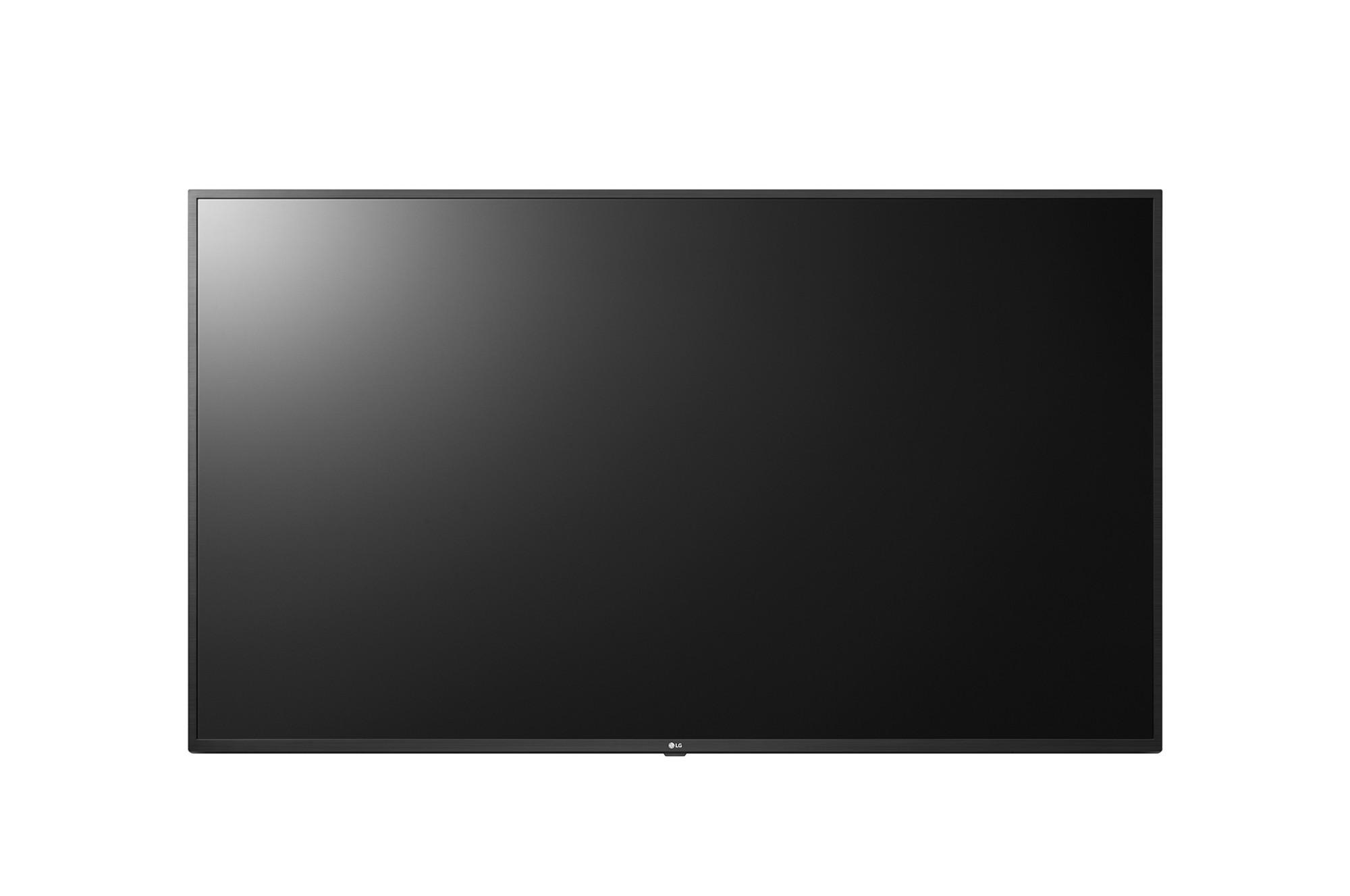 """LG 55UL3G-B pantalla de señalización 139,7 cm (55"""") IPS 4K Ultra HD Pantalla plana para señalización digital Negro Web OS"""