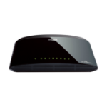 D-Link DES-1008D Unmanaged Fast Ethernet (10/100) Black