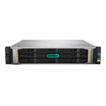 Hewlett Packard Enterprise MSA 2050 disk array Rack (2U) Black