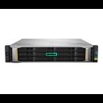 Hewlett Packard Enterprise MSA 2050 Disk Array Rack (2U) Schwarz