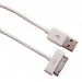Urban Factory Cable USB to 30pin MFI certified - White 1m