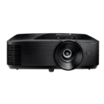 Optoma H184X data projector 3600 ANSI lumens DLP WXGA (1280x800) 3D Desktop projector Black
