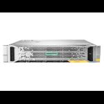 Hewlett Packard Enterprise StoreVirtual 3200 1Gb iSCSI w/6 600GB SAS SFF HDD Bundle/TVlite 3600GB iSCSI Rack (2U) disk array