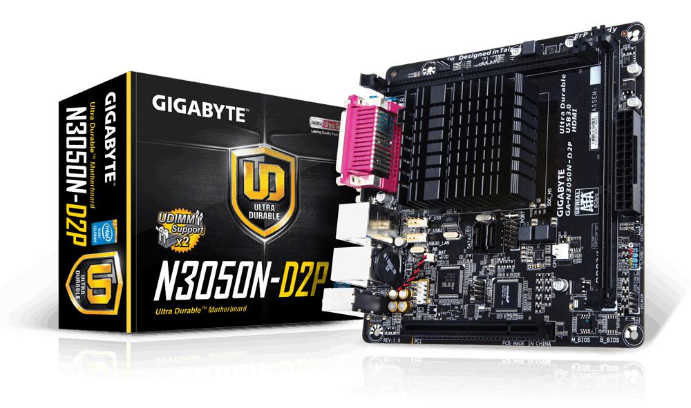 Gigabyte GA-N3050N-D2P (rev. 1.0)