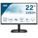 """AOC 22B2H computer monitor 54,6 cm (21.5"""") 1920 x 1080 Pixels Full HD LED Zwart"""