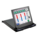 "Austin Hughes Electronics Ltd RP-119 19"" 1280 x 1024pixels Black 1U rack console"
