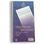 Challenge Telephone Message Book Wirebound Carbonless 320 Messages 305x152mm Ref 100080054