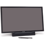 "Sharp LL-S201A 20"" 1920 x 1080pixels Table Black touch screen monitor"
