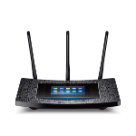 TP-Link Touch P5 AC1900 Touchscreen Wi-Fi Dual Band Gigabit Cable Router UK Plug