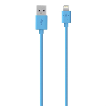 Lightning To USB Cable Blue