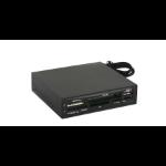 Tacens Anima ACR1 lector de tarjeta Interno Negro USB 2.0