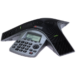 Polycom SoundStation Duo teleconferencing equipment