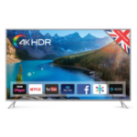 "Cello C65SFS4K LED TV 165.1 cm (65"") 4K Ultra HD Smart TV Wi-Fi Black"