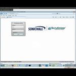 DELL SonicWALL Scrutinizer