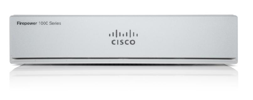 Cisco Firepower 1010 cortafuegos (hardware) 1U