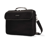"Kensington 62560 notebook case 39.1 cm (15.4"") Briefcase Black"