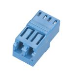 Black Box FOT128 cable gender changer LC Blue