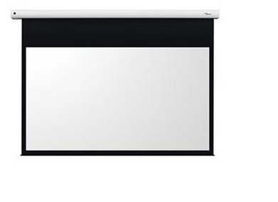 "Optoma DE-1109EGA 109"" 16:10 White projection screen"