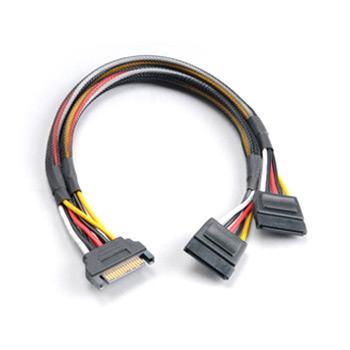 Akasa SATA power splitter power cable Multi 0.3 m