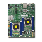 Supermicro X10DRD-LTP Intel C612 Socket R (LGA 2011) Extended ATX server/workstation motherboard
