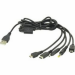 2-Power UMC0013A USB A Male Male Black USB cable