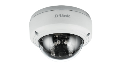 D-Link DCS-4603 security camera IP security camera Indoor Dome Ceiling/Wall 2048 x 1536 pixels