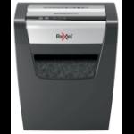 Rexel X312 paper shredder Cross shredding 22 cm Black,Silver