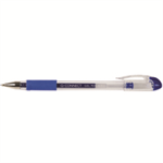 Q-CONNECT KF21717 Capped gel pen Ultra Fine Blue 10pc(s)